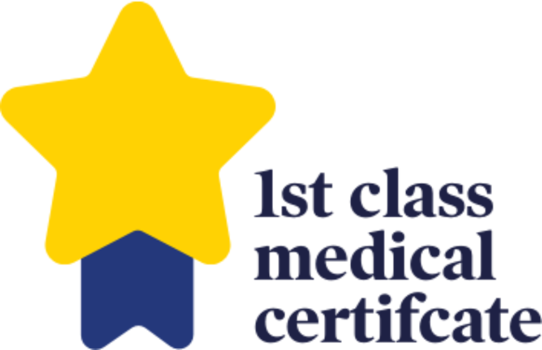 Audacious medical certificate
