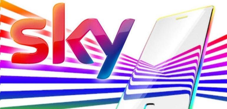 Sky Mobile logo