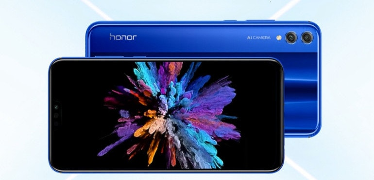 Honor 8X unveiled with dual lens camera and huge screen