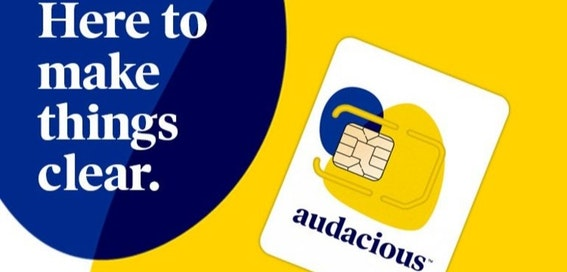 Audacious: the life-changing SIM-only network for people with a hearing loss