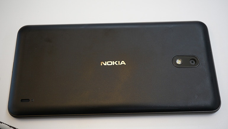 Nokia 2 back rear