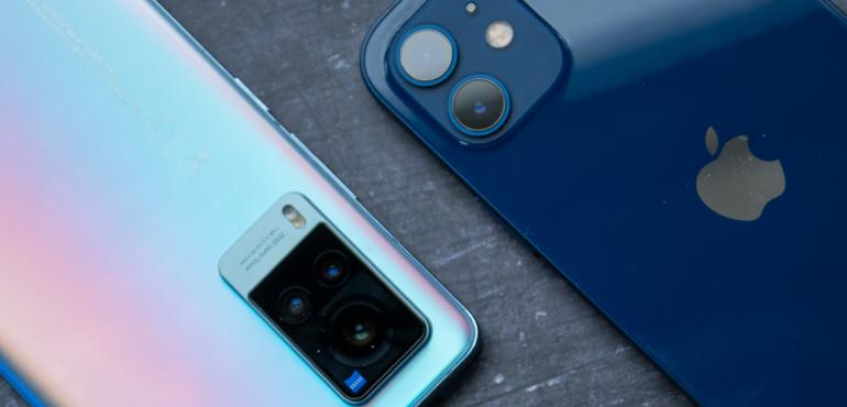 Vivo X60 Pro vs iPhone 12 camera review