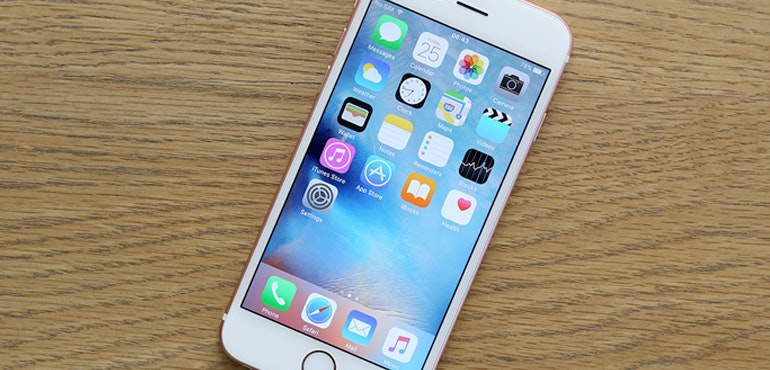 iPhone 6s recommended