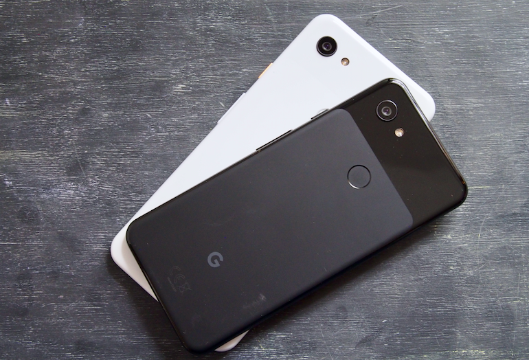 Google Pixel 3a and 3XL