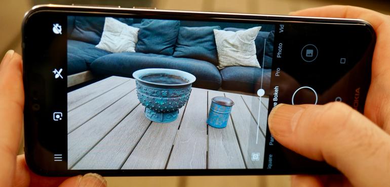Nokia 7.1 camera interface hero size