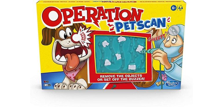 Operation Petscan