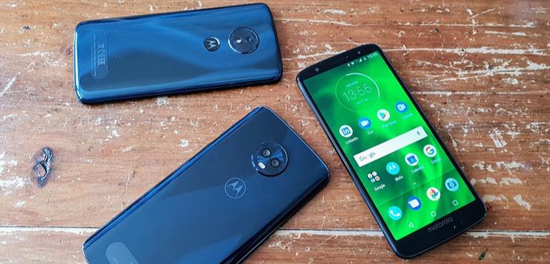 Android Pie coming to 8 Motorola phones