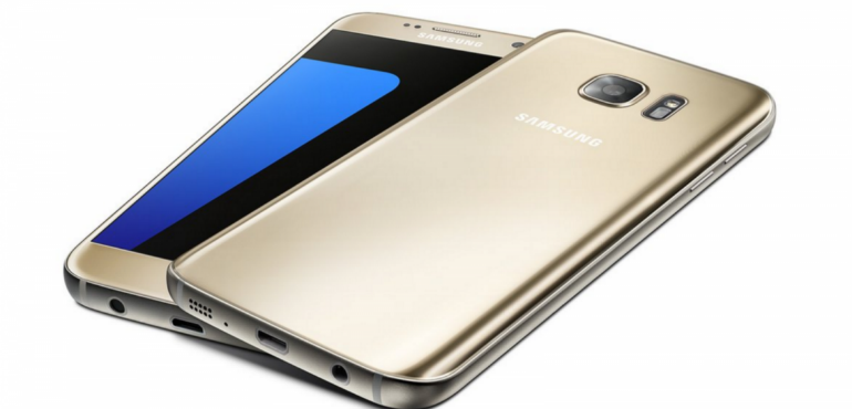 Samsung Galaxy S7 hero