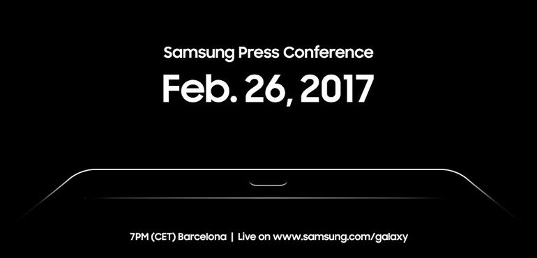 Samsung teases new phone for Mobile World Congress launch