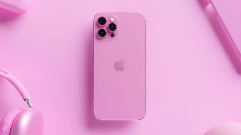 pink iPhone-13