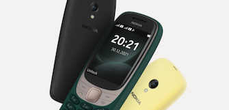 Nokia brings back the 6310