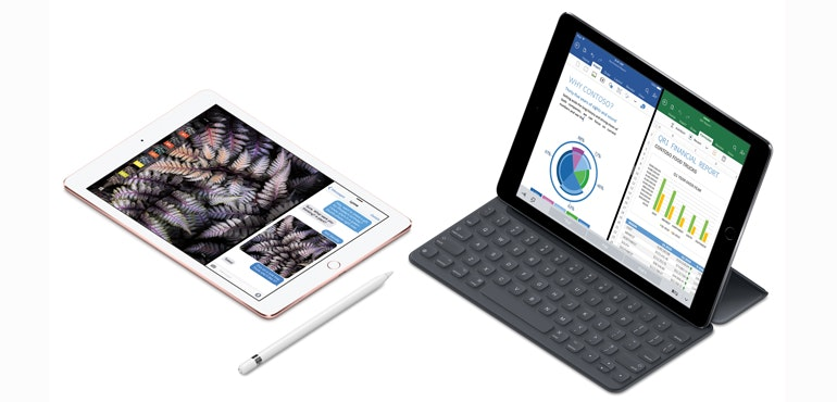 iPad Pro with notch design and Face ID tipped for launch