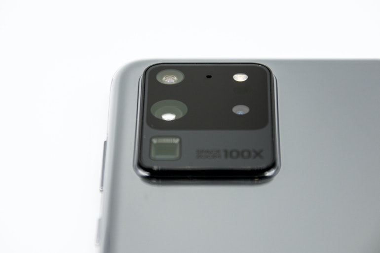 S20 back cameras