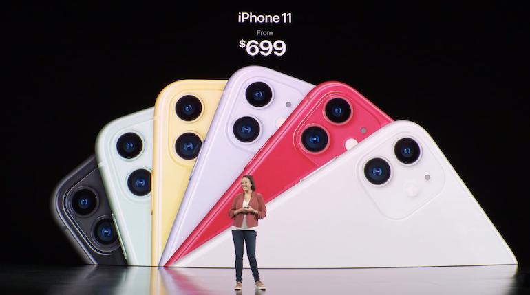 Apple iPhone 11 launch - iPhone 11 Pro 3