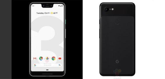 Google Pixel 3 colours confirmed in latest leak