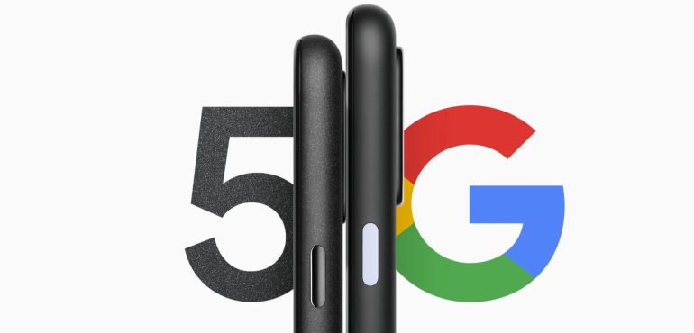 Google Pixel 5 hero image