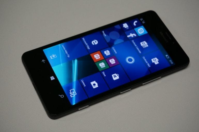 Microsoft Windows 10 For Phones: Hands-On Demo - Uswitch.Com