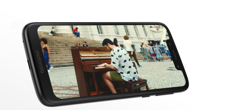 Motorola G7 Play packshot