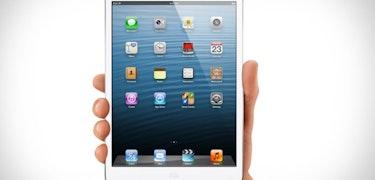 iPad mini 5 teased within iOS 12.2