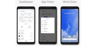 Google's Digital Wellbeing app now available for all Pixel smartphones