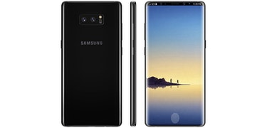 Samsung Galaxy Note 9 details appear on official website