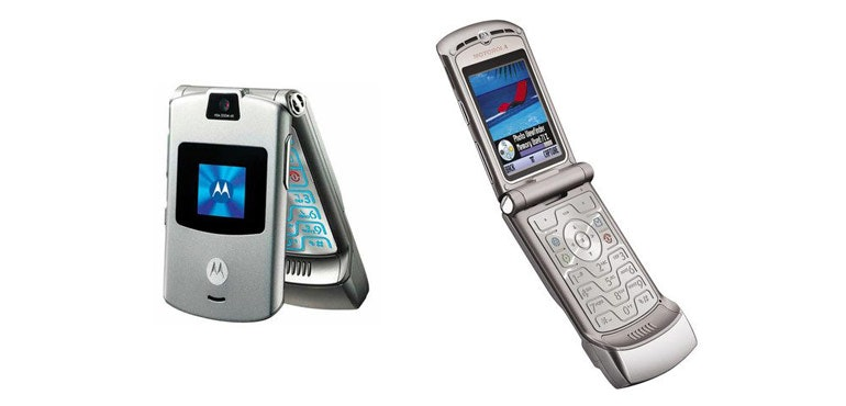 Iconic Motorola RAZR is coming back as a luxury phone