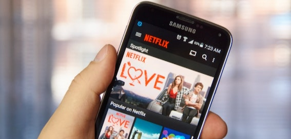 O2 offers free Netflix subscriptions on select tariffs