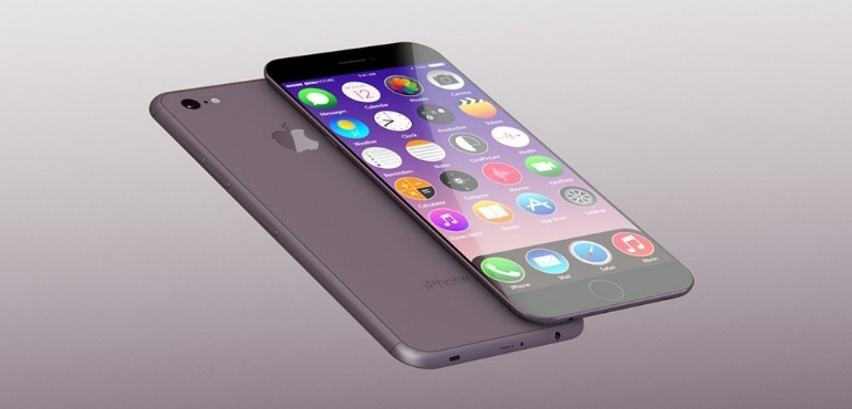 2017 iPhone model will feature edge–to–edge display