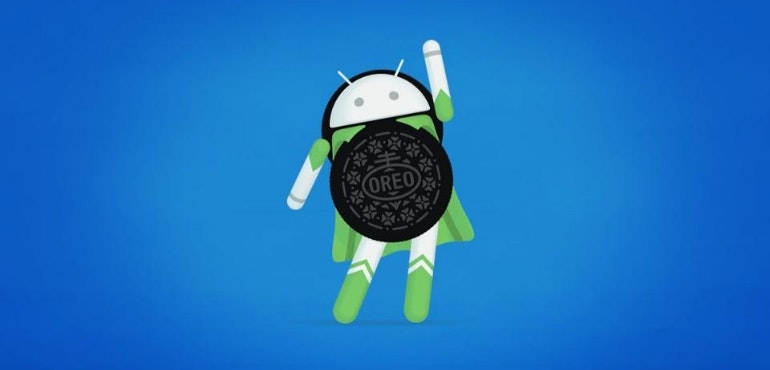 android oreo super hero