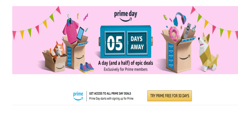 Amazon Prime Day 2018 date, tips and what you need to know