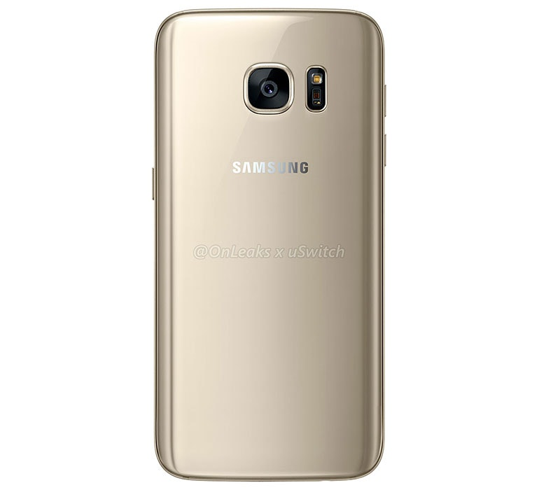 Gold-GS7-back