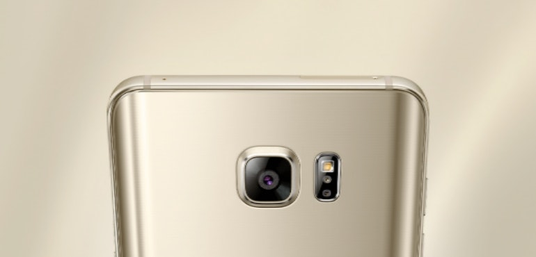 samsung galaxy note 5 camera rear