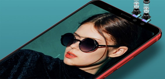 HTC U11 unveiled with dual selfie cameras for 'bokeh' portraits