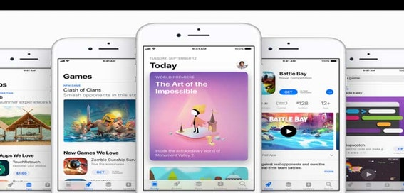 Apple App Store doubles revenue of Google Play with only half the downloads