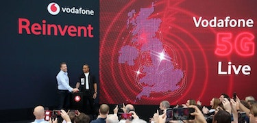 Vodafone to offer unlimited 5G