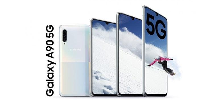 Samsung Galaxy A90 5G kicks off the Era of Live
