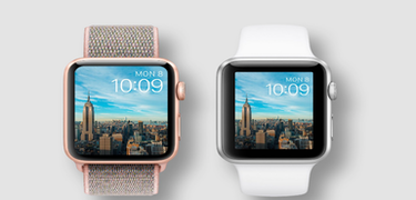Apple Watch with larger screen in the works