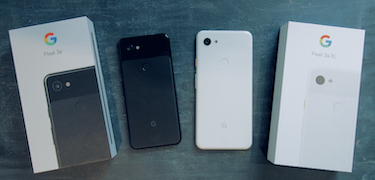 Google Pixel 3a and 3a XL