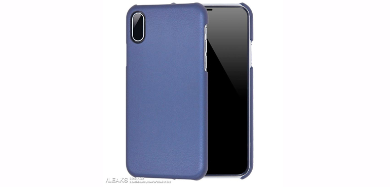 iPhone 8 leaked case design appears to confirm camera plans