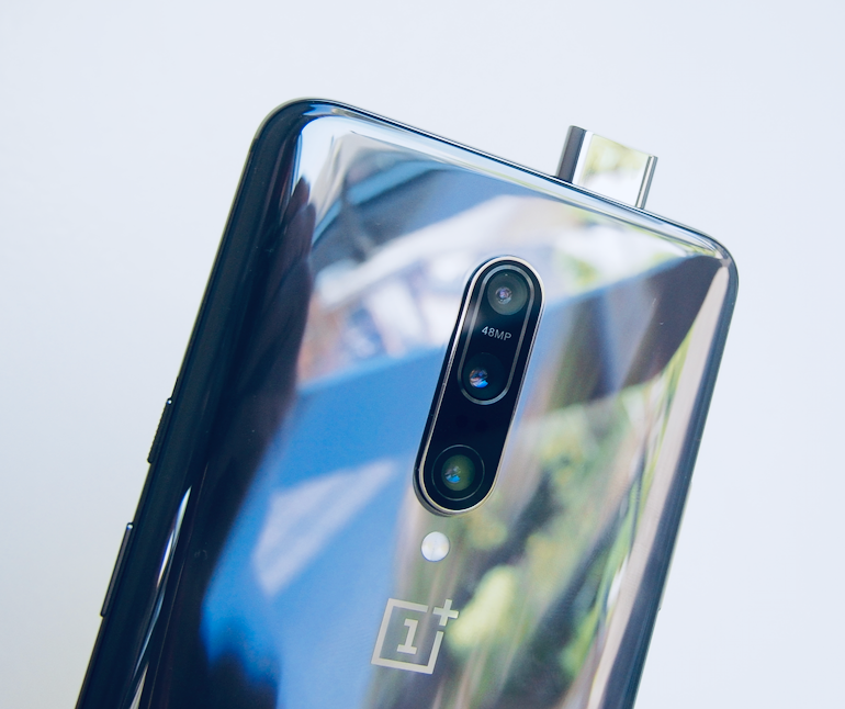 OnePlus 7 Pro selfie camera out back