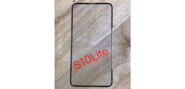Samsung Galaxy S10 Lite leak shows off ultra slim design