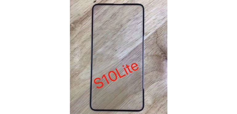 Samsung Galaxy S10 Lite leak shows off ultra slim design