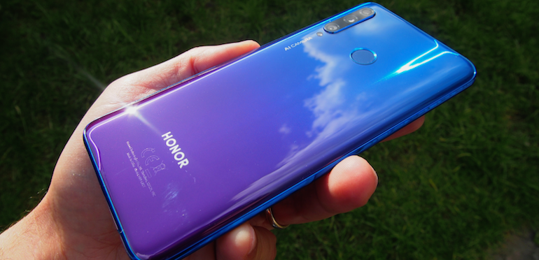 Honor 20 Lite Hero
