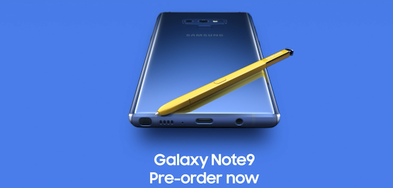 Samsung Galaxy Note 9 buyer's guide