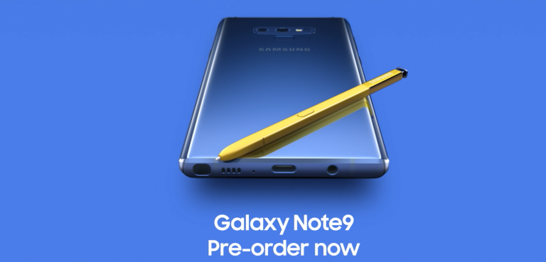 Samsung Galaxy Note 9 unveiled with revamped S-Pen and huge storage