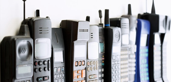 History of mobile phones and the first mobile phone