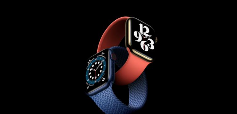 Apple Watch series 6 hero image