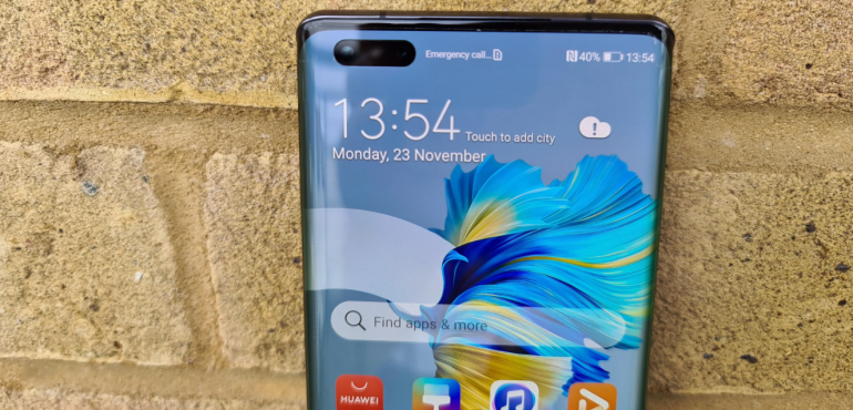 Huawei Mate 40 review: a powerful device with a great camera