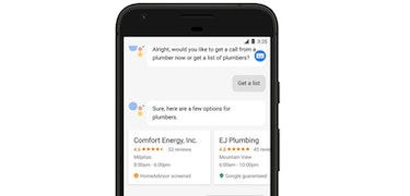 Google Assistant to start offering advice on DIY services