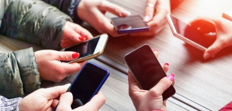 Multiple mobile phone users